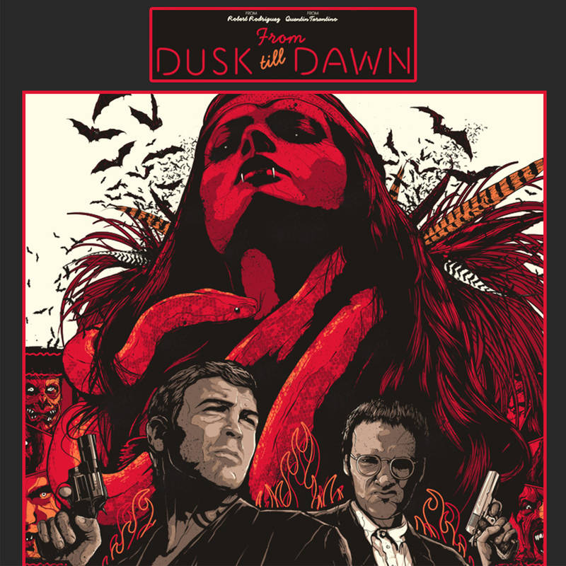 From Dusk till dawn OST