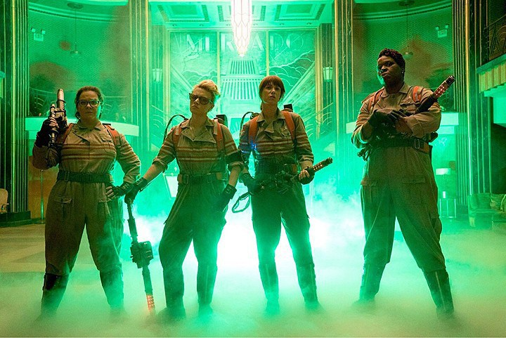 Ghostbusters Trailer