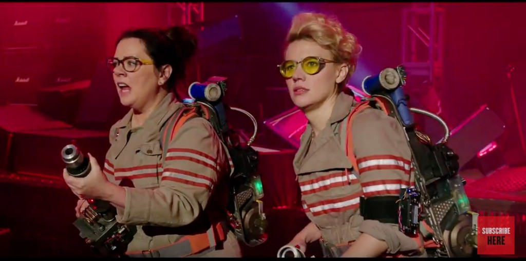 Ghostbusters (international Trailer)