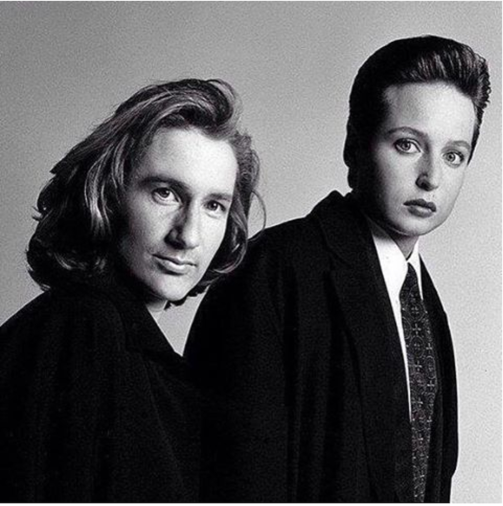 X-Files Face Swap