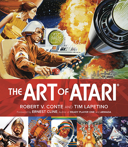 Art of Atari Cover