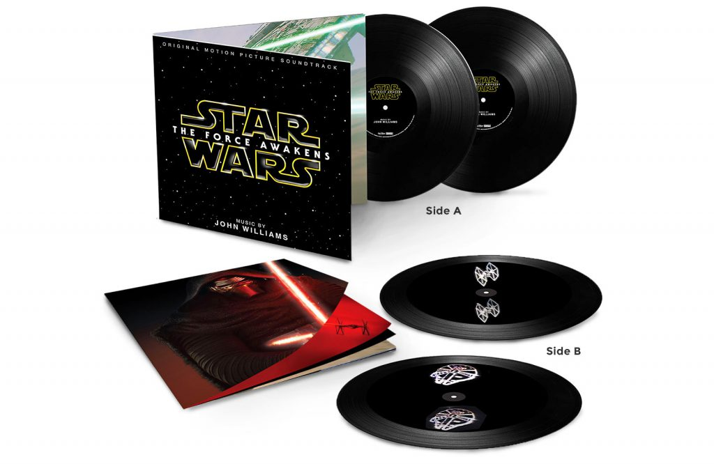 The Force Awakens Vinyl