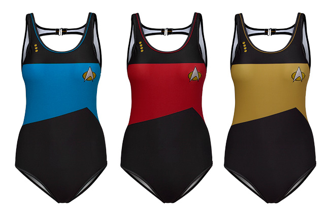Star Trek TNG Swimsuit