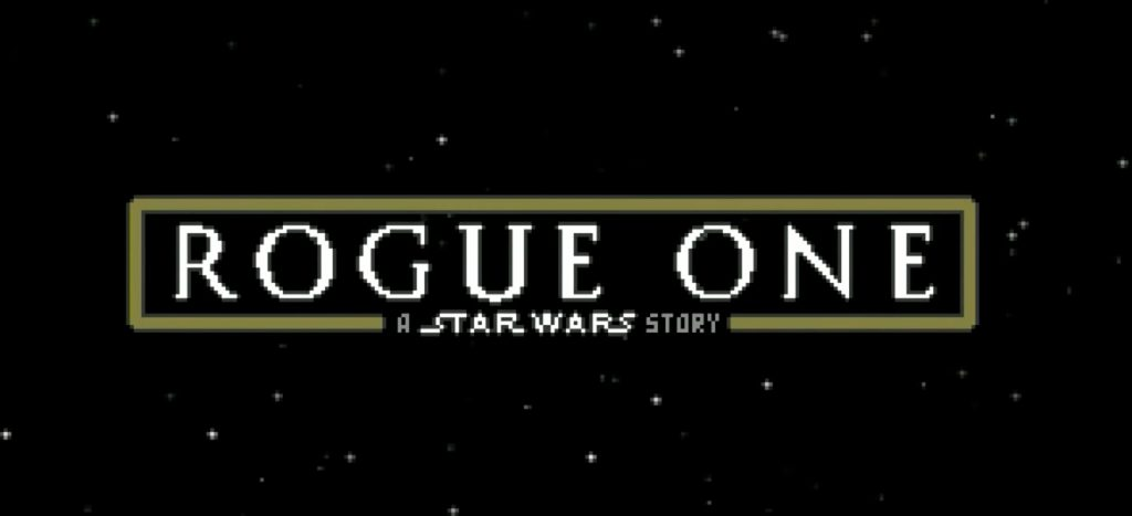rouge one 8bit