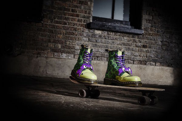 Turtles Doc Martens 3