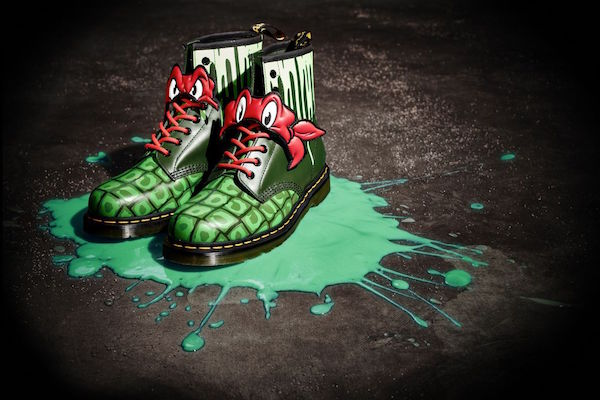 Turtles Doc Martens 4