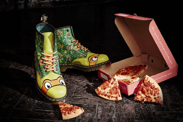 Turtles Doc Martens 5