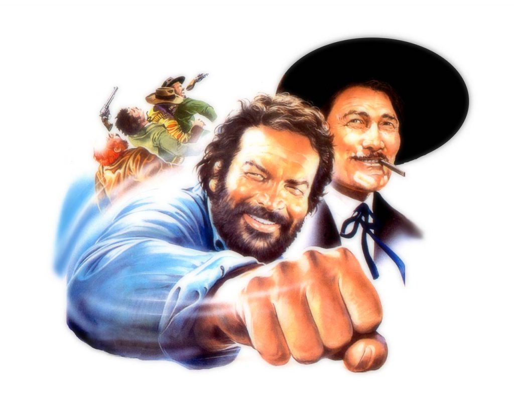 R.I.P. Bud Spencer