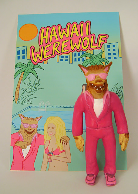 hawaii werewolf