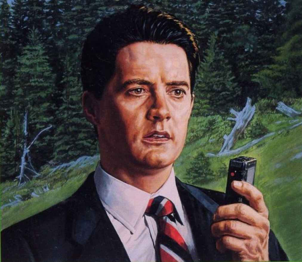 Diane... The Twin Peaks Tapes Of Agent Cooper