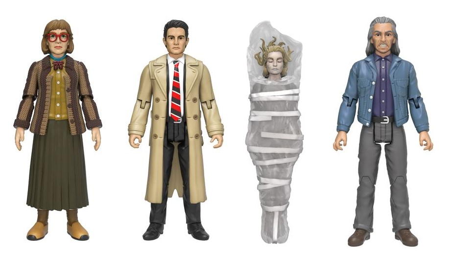 twin peaks action Figuren