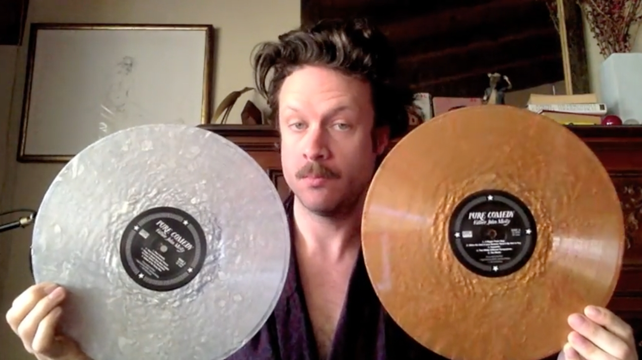 Father John Misty 'Pure Comedy' Vinyl-Porn Unboxing