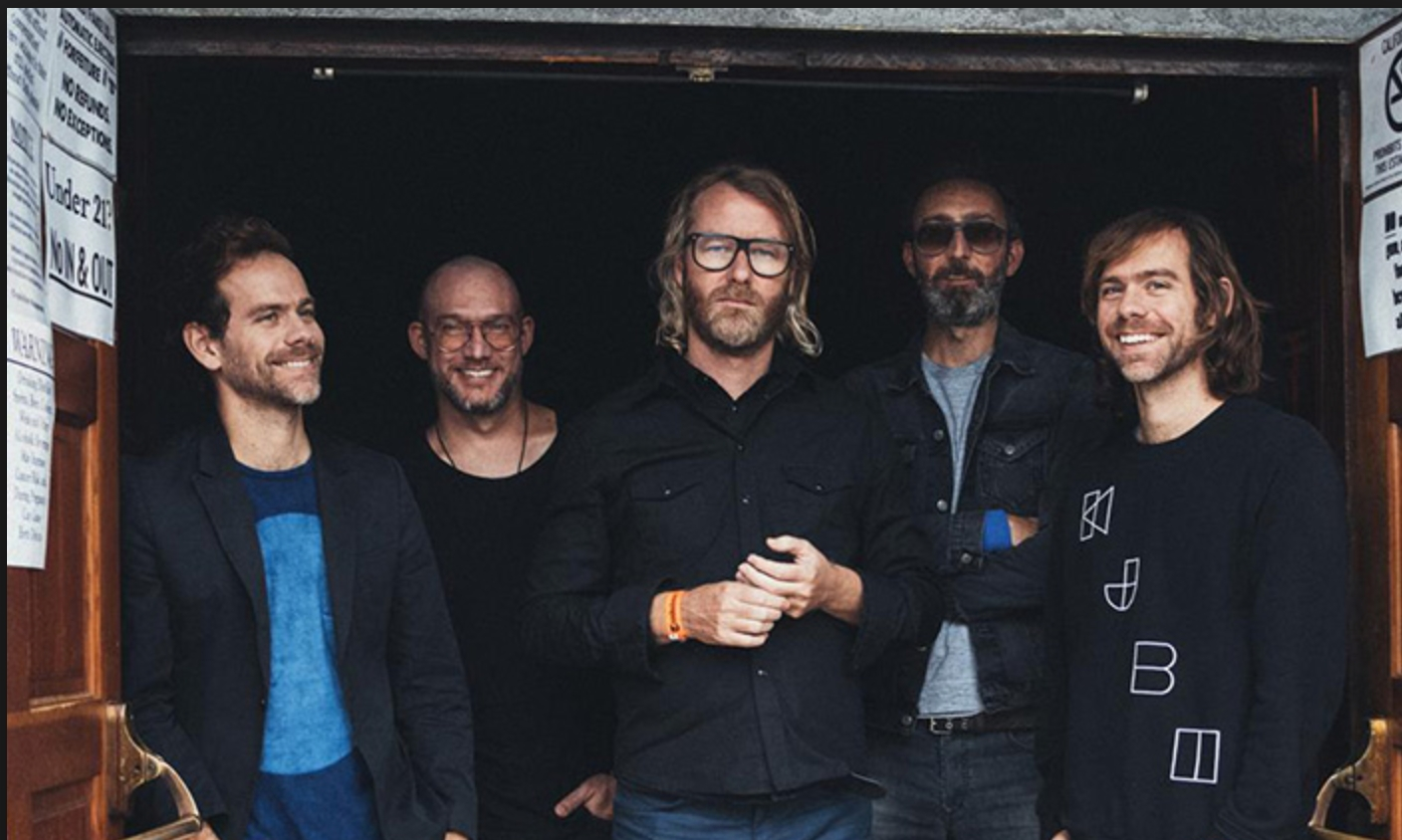 The National: The System Only Dreams in Total Darkness