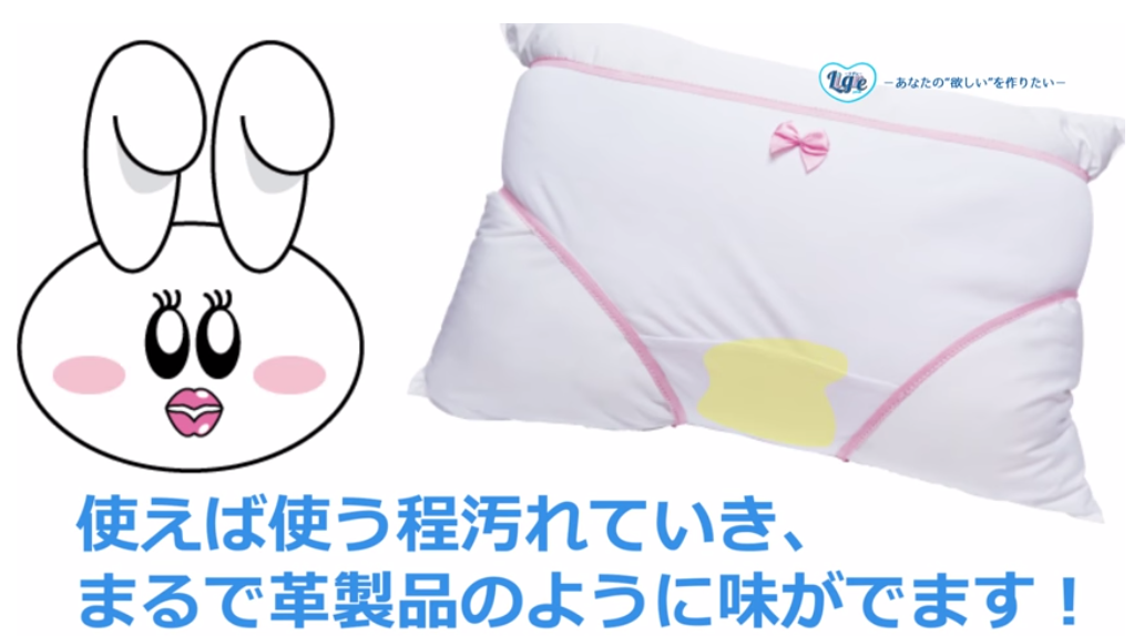 panty pillowcase