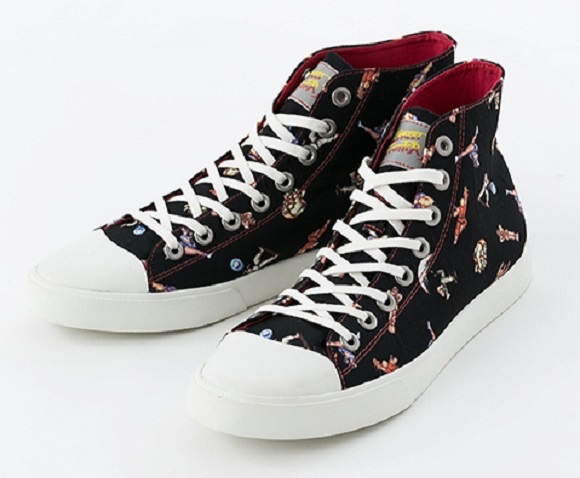 Street Fighter II Chucks