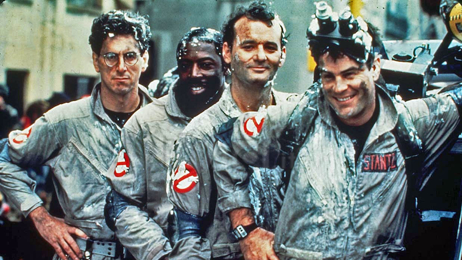 ghostbusters is a movie about nothing