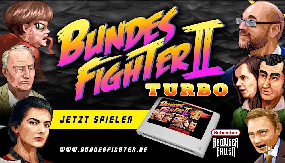 bundes fighter 2 turbo