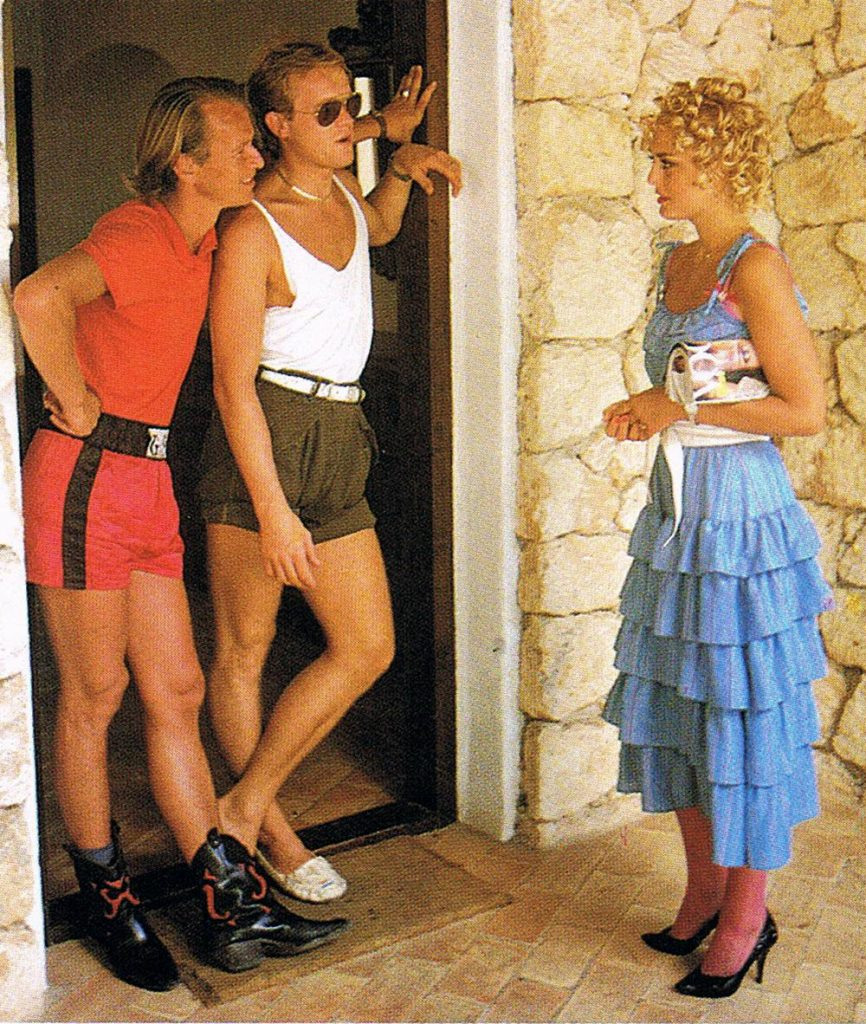 Ridiculus 80s Porn Fashion from Hell | ZWENTNER.com