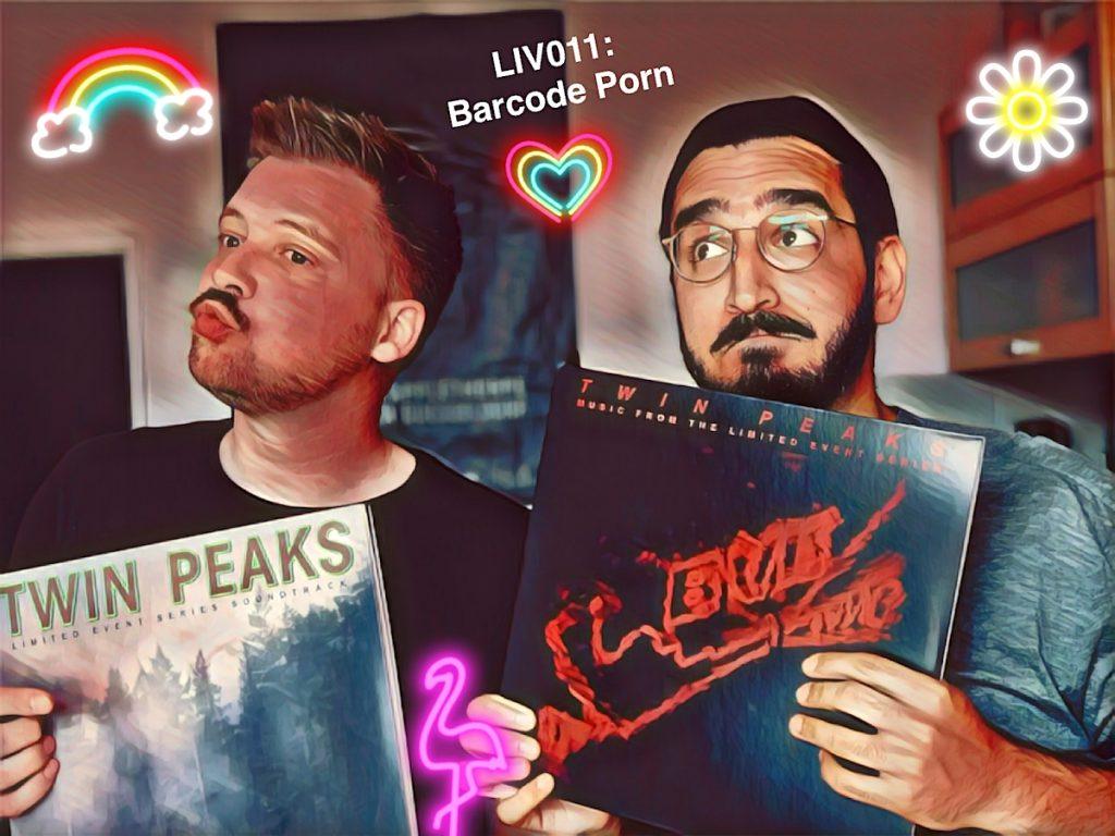 LIV010: Barcode Porn