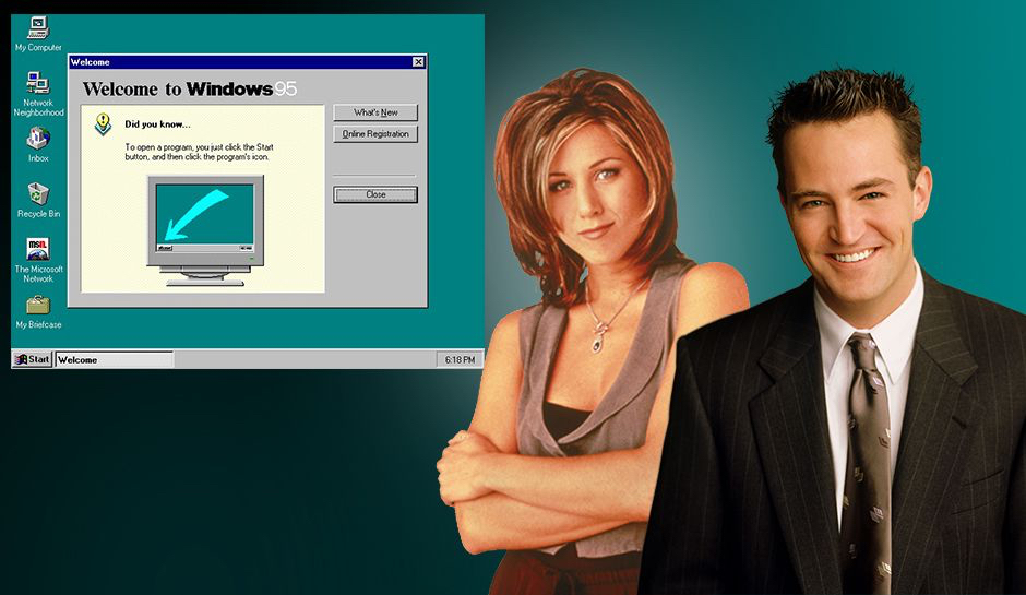 Windows 95 Tutorial