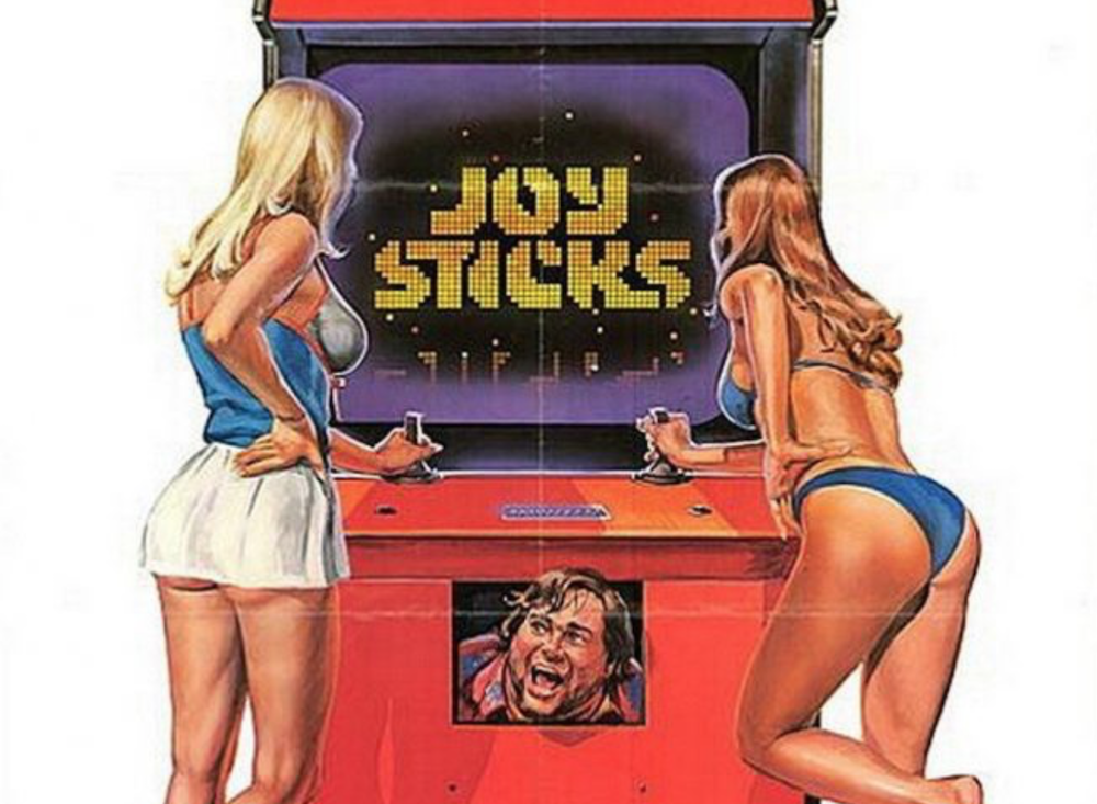 joysticks