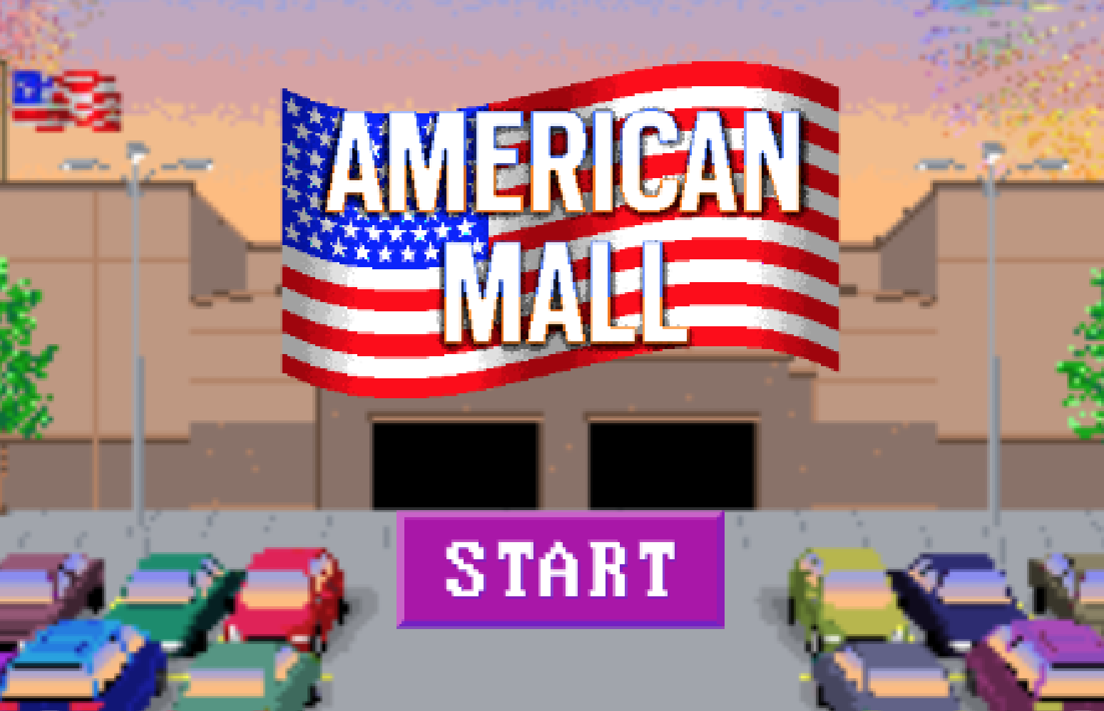 The American Mall Game