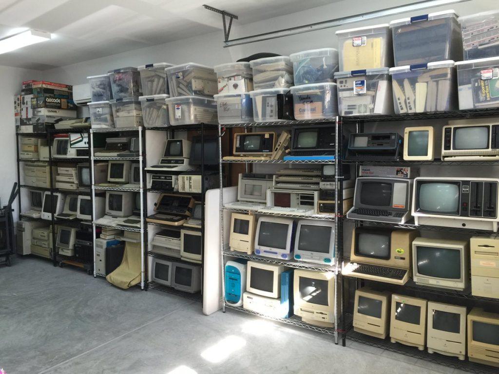 Computersammlung