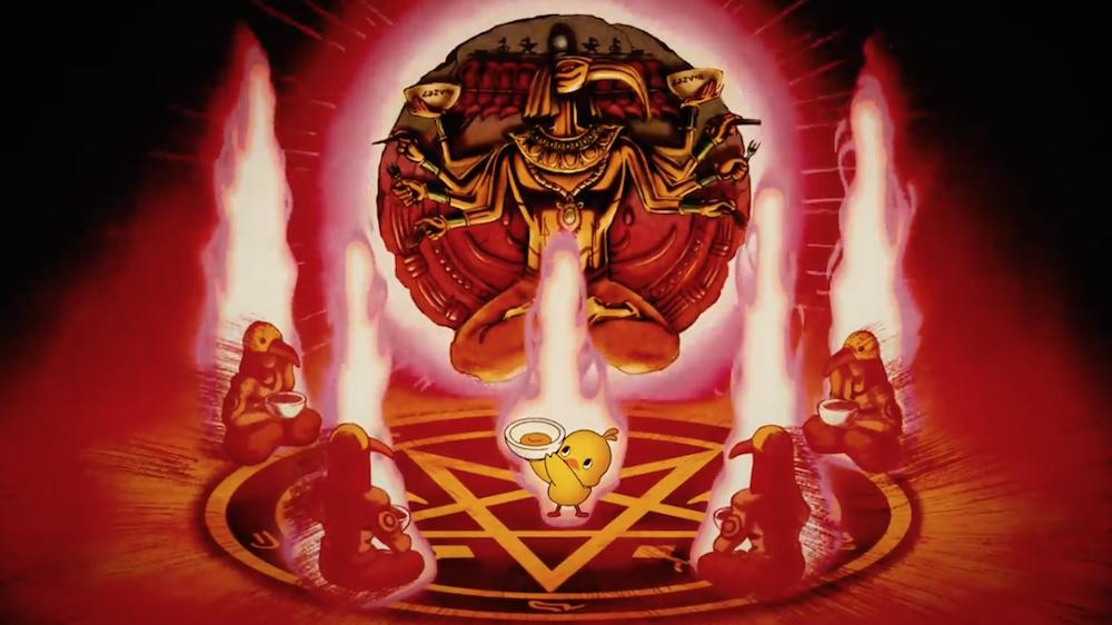 Dark Ramen Ritual