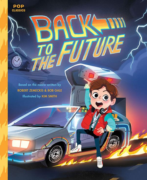 Zurück in die Zukunft Kinderbuch