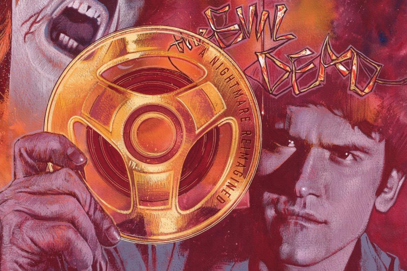 EVIL DEAD: A Nightmare Reimagined (Vinyl)