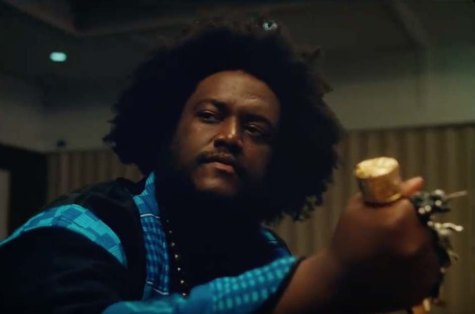 Kamasi Washington: Street Fighter Mas
