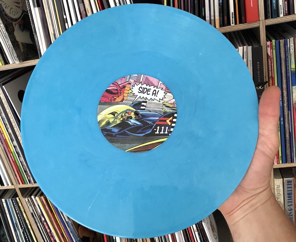 F-Zero Chiptune Soundtrack (Vinyl)