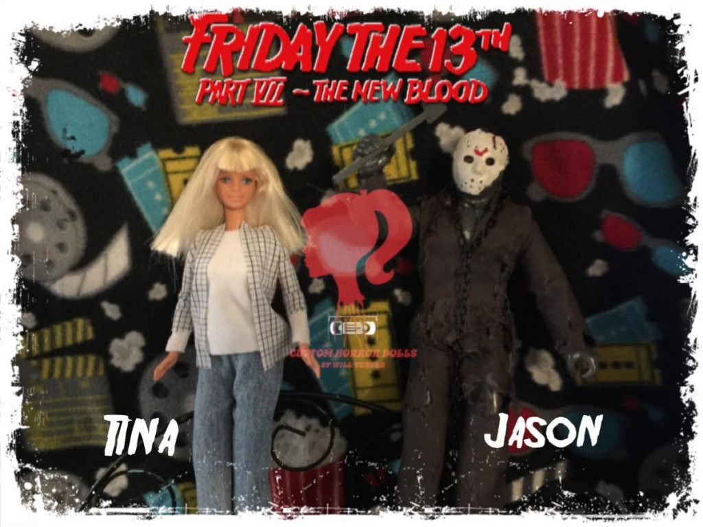 barbie horror dolls