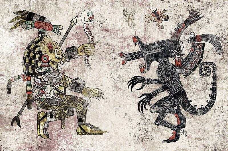 Aztec Pop Culture