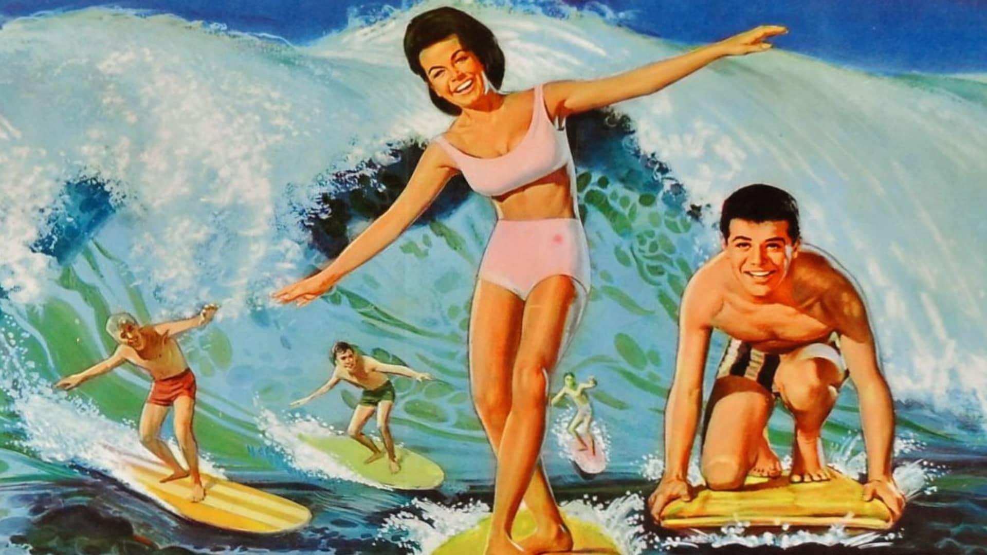 Video Essay: The Beach Party Genre
