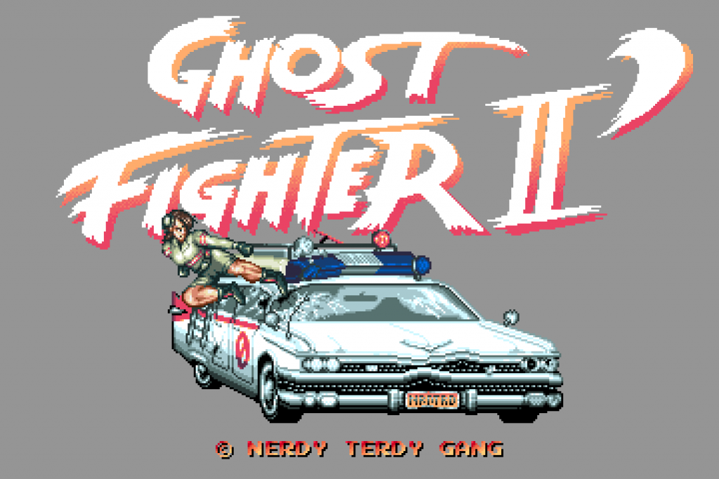 Ghost Fighter II