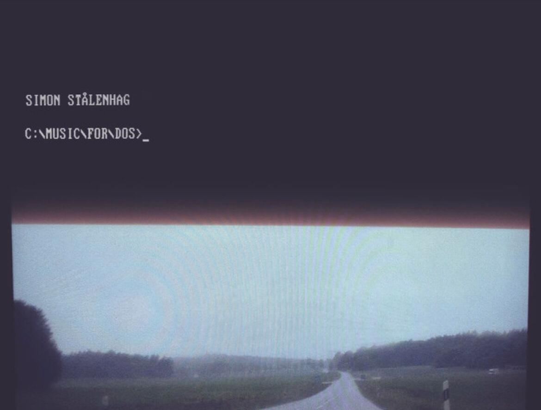 Simon Stålenhag hat ein Ambient Album aufgenommen