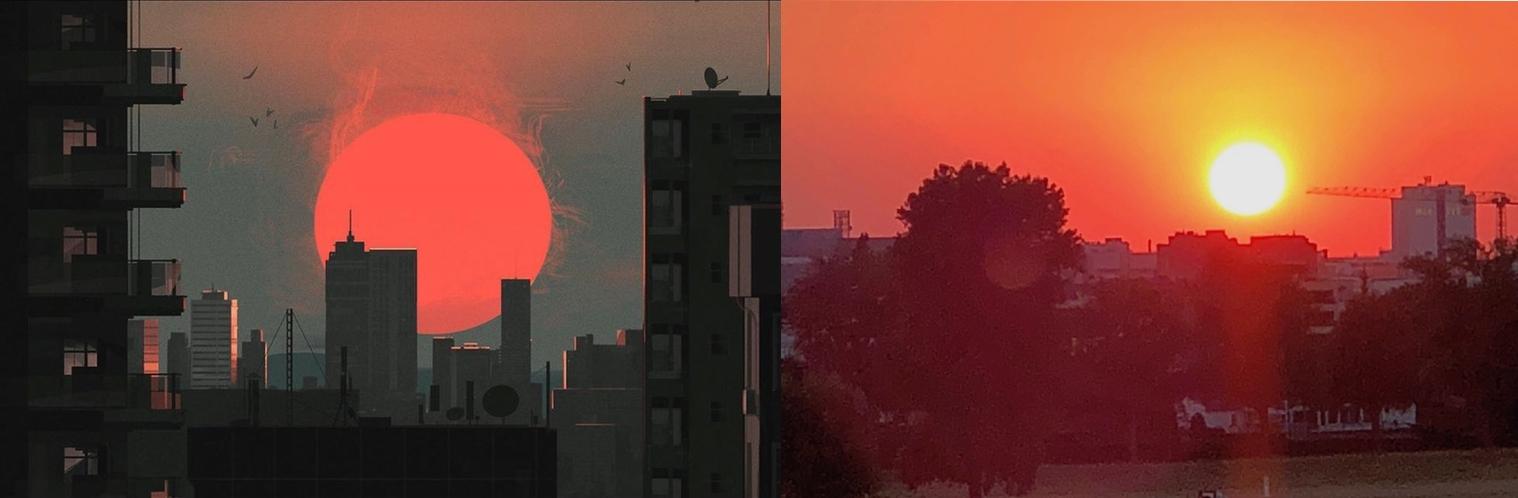 Sunset Twins