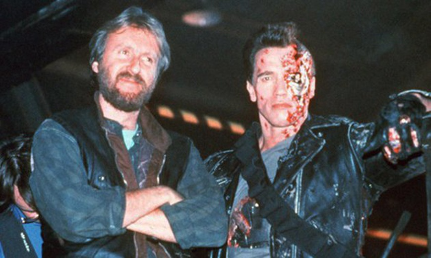 Ein altes Making of von Terminator 2