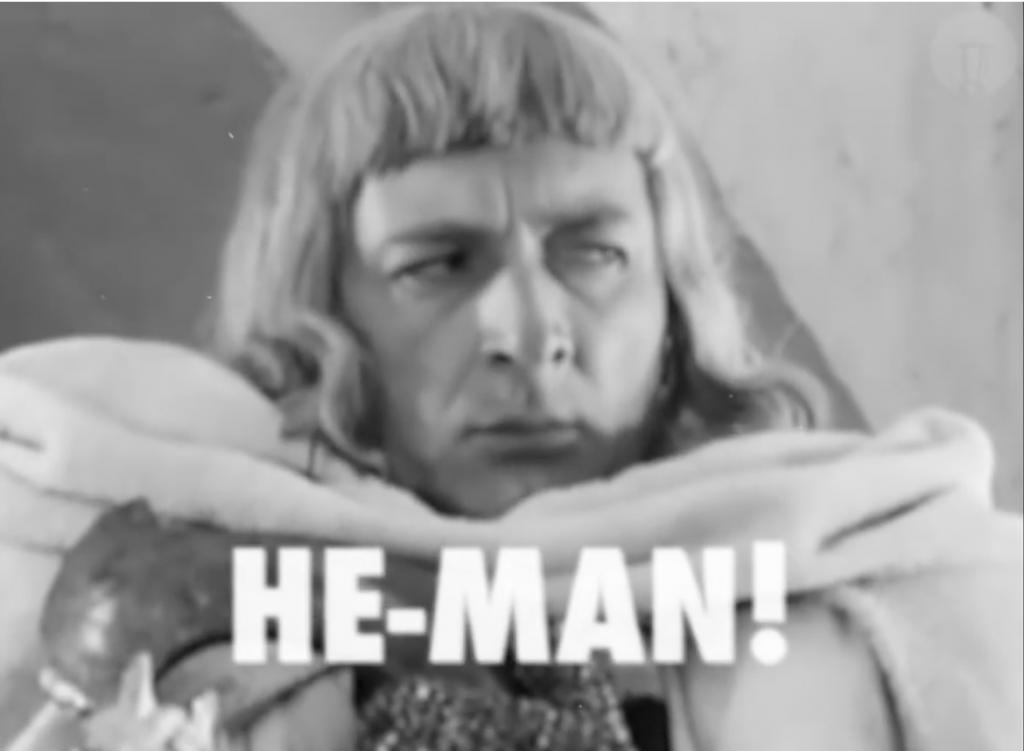 he-man fan trailer