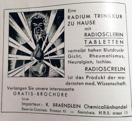 Radium Trinkkur