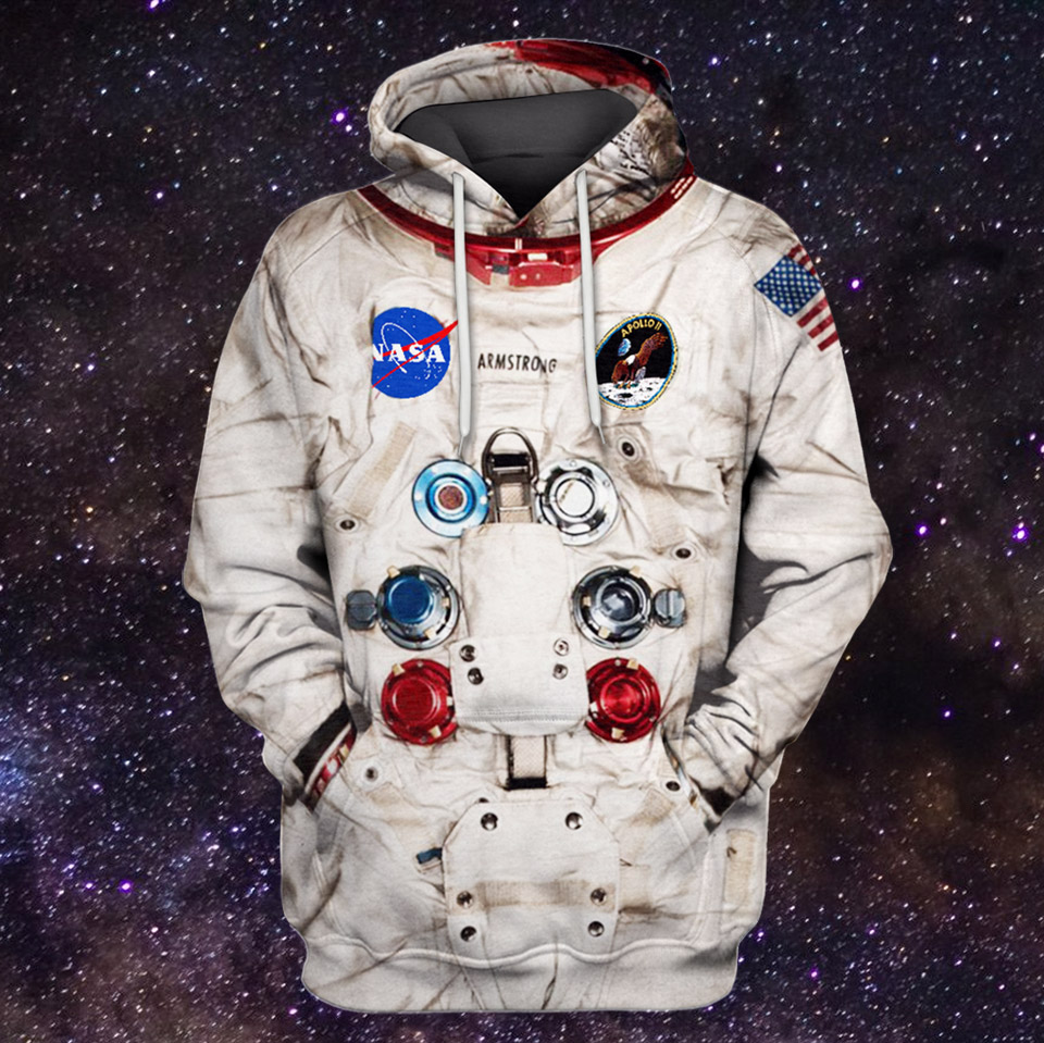 Neil Armstrong Hoodie