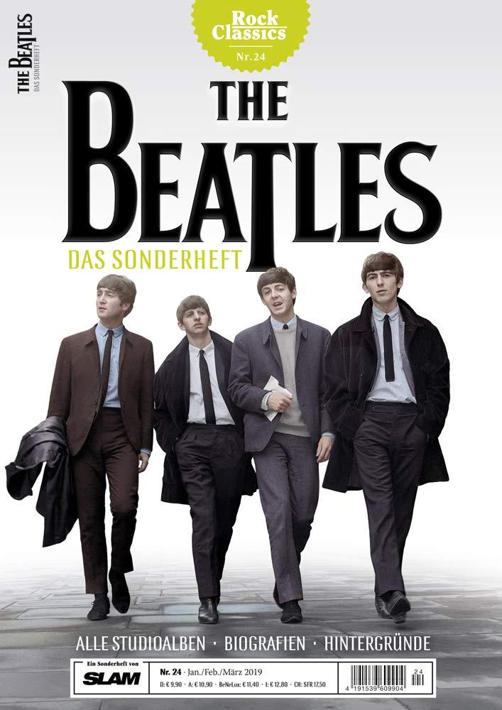 Rock Classics Sonderheft über die Beatles