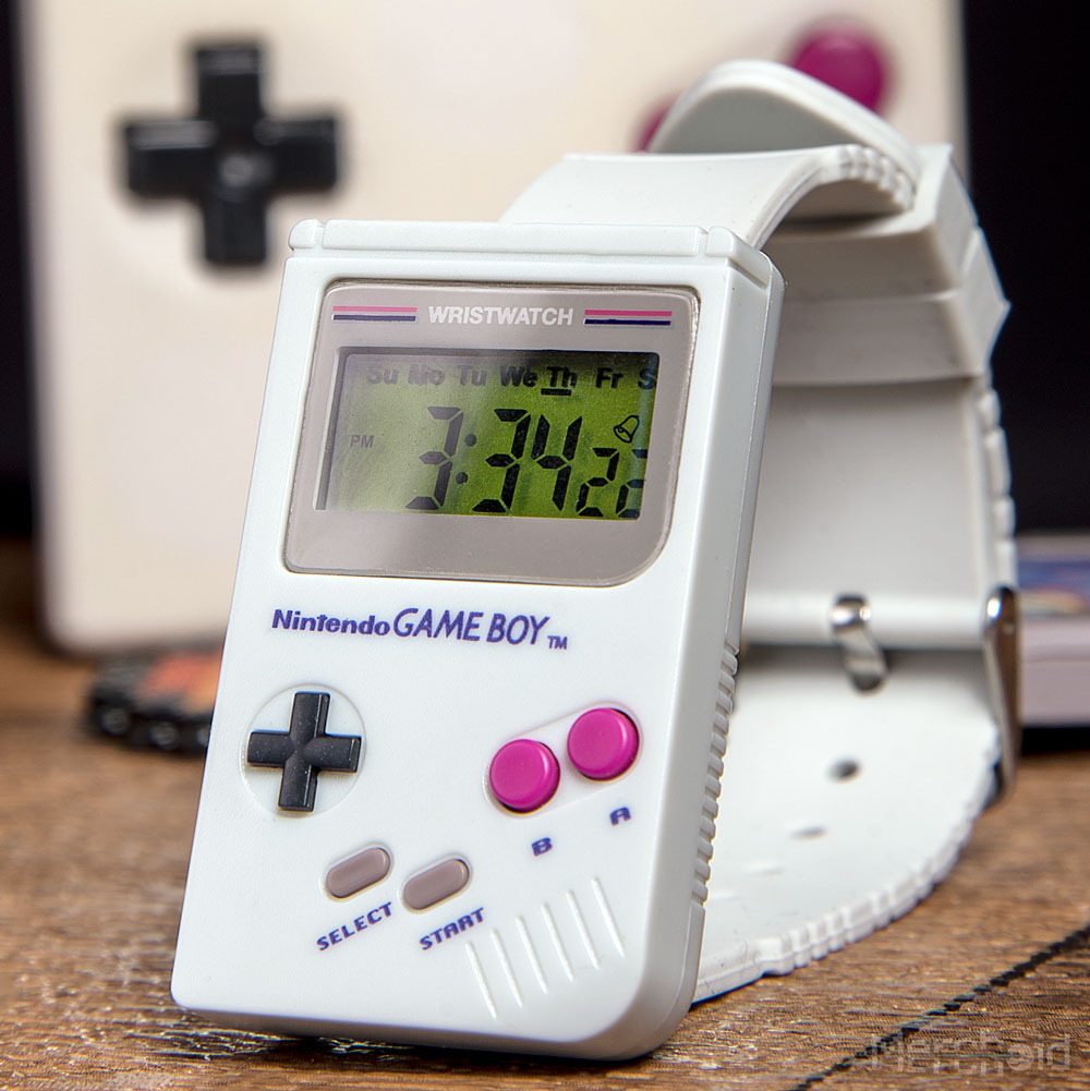 GAME BOY Armbanduhr