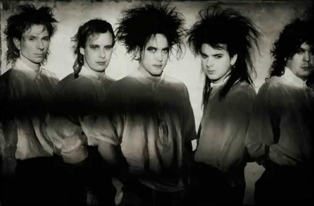The Cure sind jetzt Mitglieder der 'Rock & Roll Hall of Fame'
