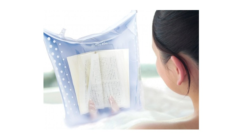 Wasserdichtes Schutzcase für analoge Bücher