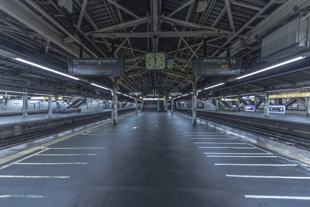 Tokyo without People