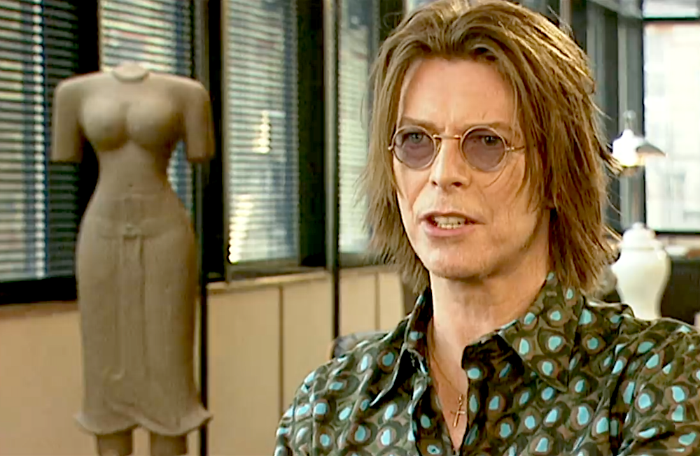 David Bowie's Predictions about the Internet from 1999