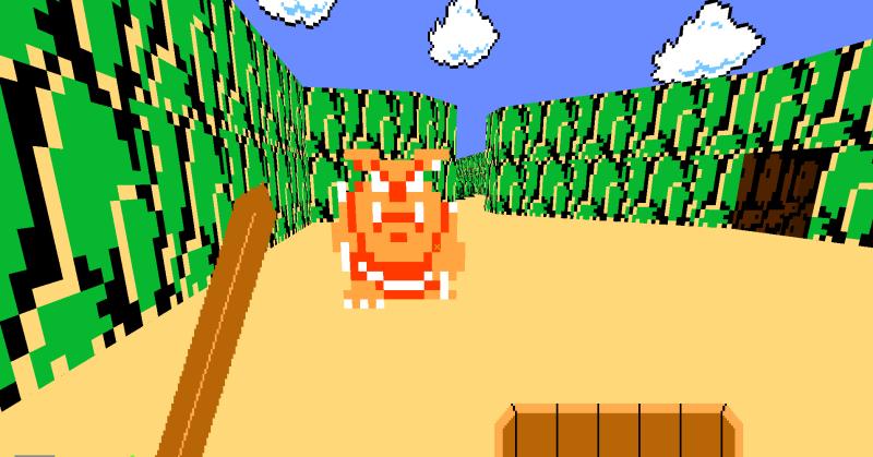 The Legend of Zelda DOOM Mod