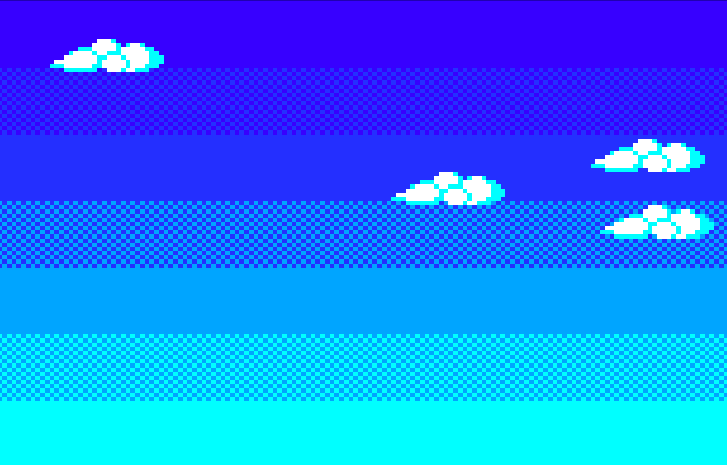 Video Games Skies have a Tumblr